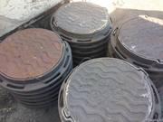 Люки канализационные чугунные ГОСТ 3634-99 тип Л