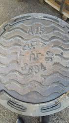 Дорожные канализационные чугунные люки ГОСТ3634-99