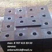 Анкерная плита,  ГОСТ 24379.1-80